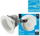 Eco Smart EcoSmart 65W Equivalent Daylight (5000K) 4 in. Dimmable LED Downlight with GU24 Base