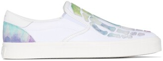 Amiri Skel Toe slip-on sneakers