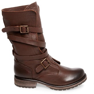 Steve Madden Banddit Brown Leather