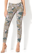 New York & Co. Soho Jeans - Ankle Legging - Floral & Camouflage Print