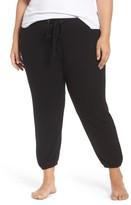Make + Model Plus Size Women's Good Vibes Jogger Pants
