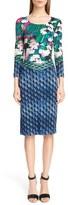 Mary Katrantzou Women's Print Jersey Dress