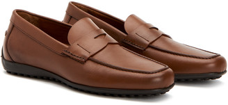 Aquatalia Robby Weatherproof Leather Loafer