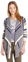 Lucky Brand Women's Stripe Ballerina Sweater