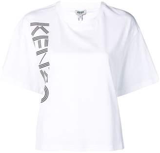 Kenzo oversized logo T-shirt