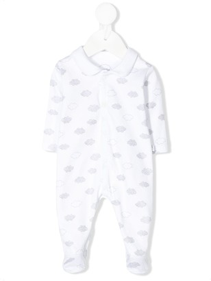 Absorba Cloud Print Pyjamas