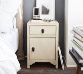 Pottery Barn Bowen Global Bedside Table