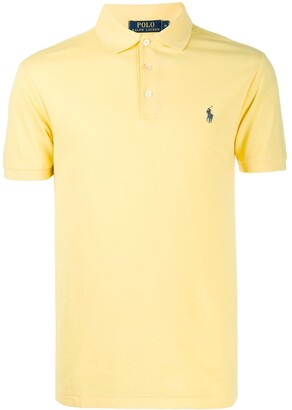 Polo Ralph Lauren Logo-Embroidered Polo Shirt