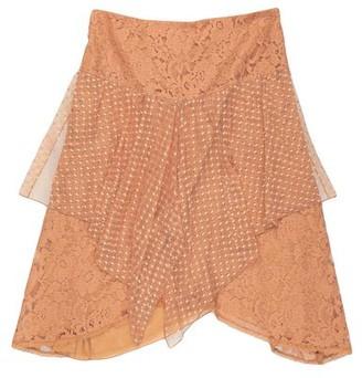 See by Chloe 3/4 length skirt
