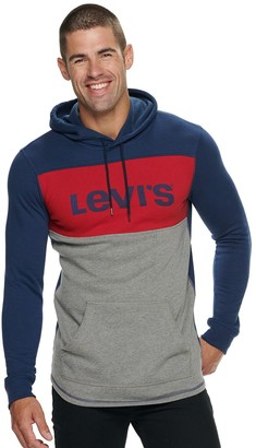Levi's Men's Logo Graphic Pull-Over Hoodie