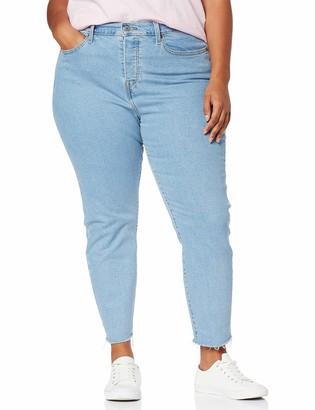 Levi's Plus Size Women's Pl Wedgie Skinny Jeans
