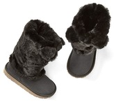 Gap Cozy bear booties