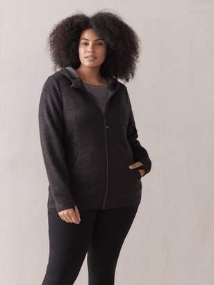 Thermal Jacket with Hood - ActiveZone