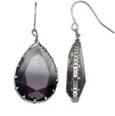 Sonoma Goods For Life SONOMA Goods for Life Silver Tone Ombre Stone Drop Fishhook Earrings