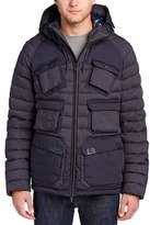 Moncler Mitla Wool-blend Down Jacket.