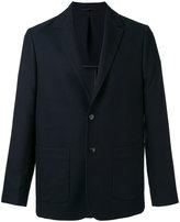 Sunspel Unstructured blazer - men - Cotton/Wool - M