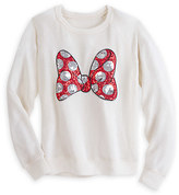 Disney Minnie Mouse Sequin Bow Sweater
