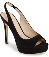 Pelle Moda Women's Oana Slingback Platform Sandal