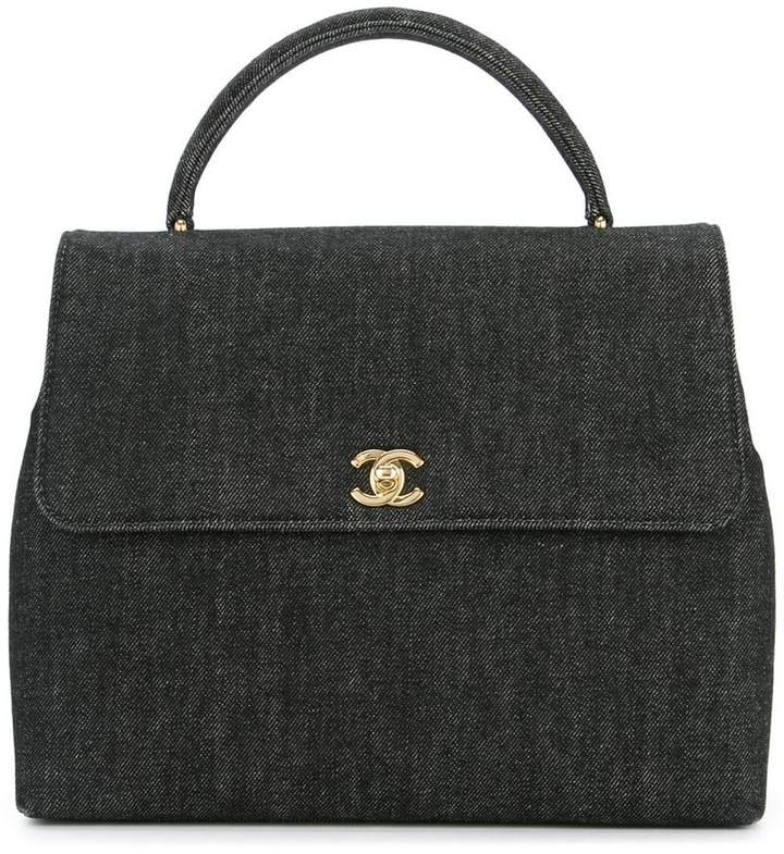 0260f15f6690 Chanel Denim Bag - ShopStyle