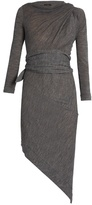 Vivienne Westwood Arro long-sleeved wool dress