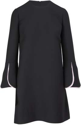 Valentino Long-sleeved short dress