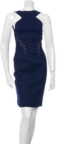 Dion Lee Sleeveless Bodycon Dress