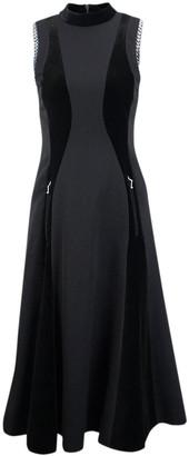 Alexander Wang Black Wool Dresses