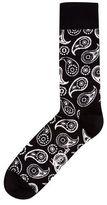 Burton Burton Happy Socks Paisley Print Socks