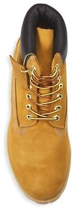 Timberland Premium Waterproof Leather Work Boots