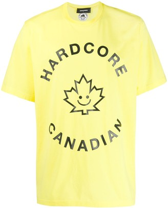 DSQUARED2 Hardcore Canadian T-shirt