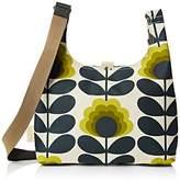 Orla Kiely Summer Flower Stem Midi Sling Bag