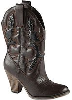 JCPenney Call It SpringTM Marcelle Embellished High-Heel Cowboy Boots