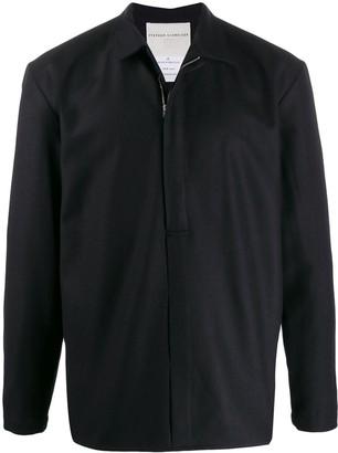 Stephan Schneider Front Zipped Shirt Jacket