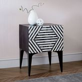 west elm Bone Inlaid Nightstand