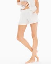 Soma Intimates Pajama Shorts Illumination Sublime Scroll Gray