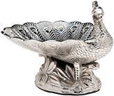 Godinger Peacock Dish