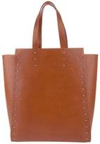 Paco Rabanne Panelled shopper bag