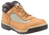 Timberland Field Leather and Waterproof Canvas Lug-Sole Boots