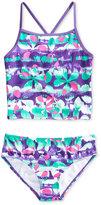 Kanu Surf 2-Pc. Megan Floral-Print Tankini Swimsuit, Little Girls (4-6X)