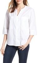 NYDJ Women's Dillon Cotton Shirt