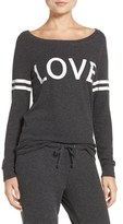 Chaser Women's Love Pullover Top