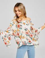 Dotti Harmony Boho Shoulder Top