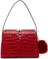 GUESS Rhoda Frame Shoulder Bag