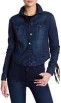 William Rast Sussex Fringe Jacket