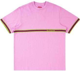 Supreme knit stripe T-shirt