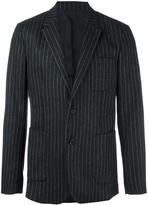 Ami Alexandre Mattiussi patch pockets blazer - men - Cotton/Polyamide/Acetate/Wool - 46