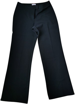 Max & Co. Black Trousers for Women
