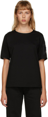 Moncler Black Side Pocket T-Shirt