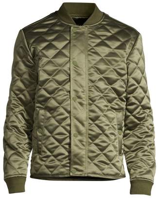 Joe's Jeans Quilted Bomber Jacket