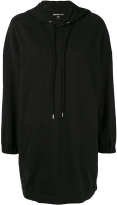 James Perse Oversized Fit Hoodie